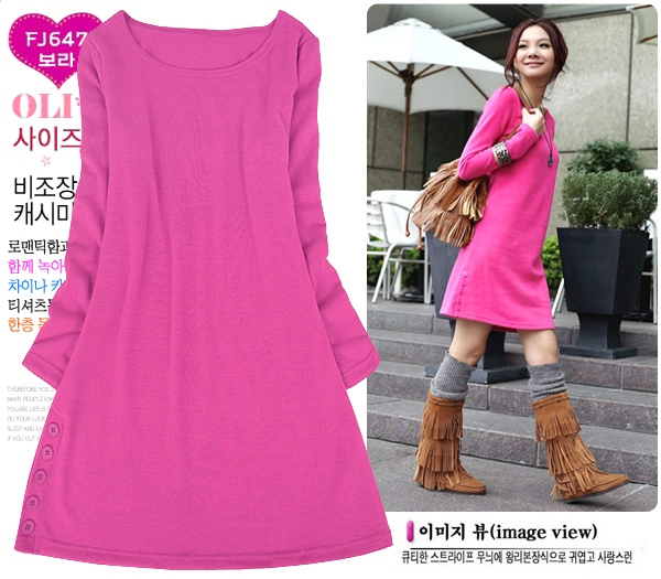 the gallery for gt cute korean winter dresses