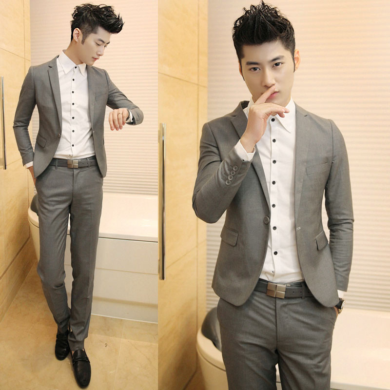 Mens Fashion Suits Casual Korea Men 39 s Fashion Casual