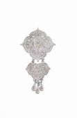 Aila 2 Layer Dokoh Brooch Tradisional Style