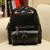 Trendy Retro Backpack