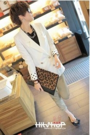 Leopard Print Quality Bag