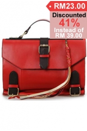 *SALES* Trendy Retro Shoulder Colorful Bag