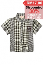 *SALES* Plaid Shirt