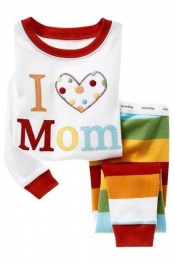 BabyGap I Love Mom Long Sleeve Set