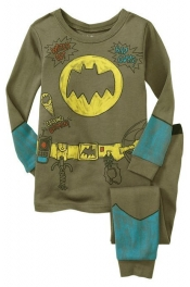 BabyGap Batman Long Sleeve Set