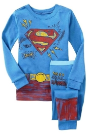 BabyGap Superman Long Sleeve Set