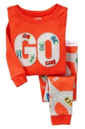 BabyGap Go Kart Long Sleeve Set