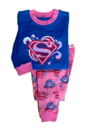 Old Navy Superwomen Long Sleeve Set