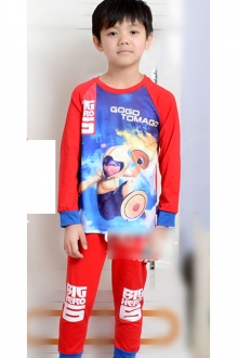 Baby Cute Big Hero 2 pcs Long Sleeve Set