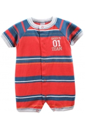 Carters Baseball Team Romper