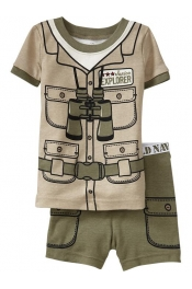 BabyGap Explorer Short Sleeve Set