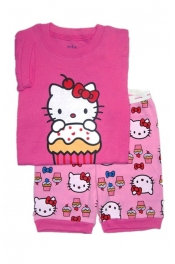 BabyGap Hello Kitty Short Sleeve Set