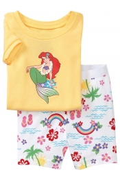 BabyGap Little Mermaid Short Sleeve Set