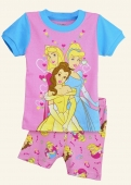 Baby Gap Disney Princess Short Sleeve 2 pcs Set