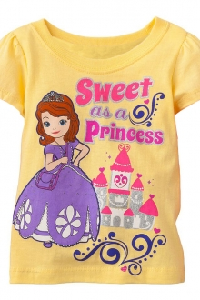 Baby Gap Princess Sofia Top