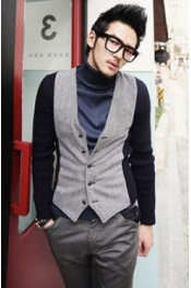 High Quality Button Cardigan