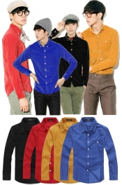 Slim Wear Long Sleeves Shirt