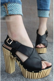 Korea Style High Heel