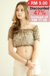 *SALES Chiffon Top