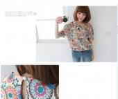 Casual Printed Top