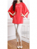 Oversize Sleeve Women Top