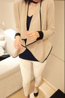 2 Tones Tready Women Jacket