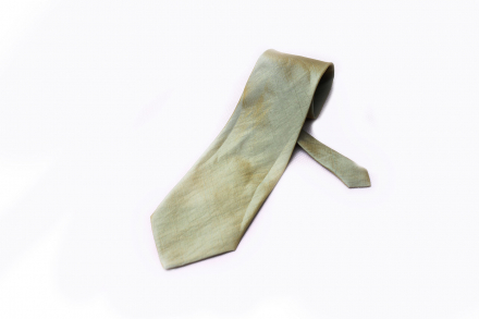 Trendy Plain Necktie