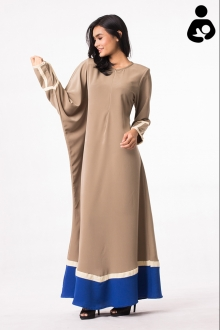 Paloma Kaftan Jubah Dress