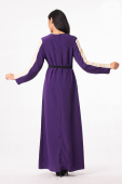 Irdina Ribbon Jubah Dress