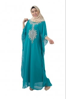 Ofelia in Kaftan Style with Exclusive Detail