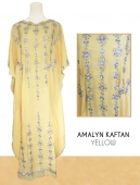 Amalyn in Kaftan Style with Embroidery Detail