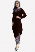 2 Pieces Evelina Tunic with Pants (Formerly Restock From : OWH177-134)