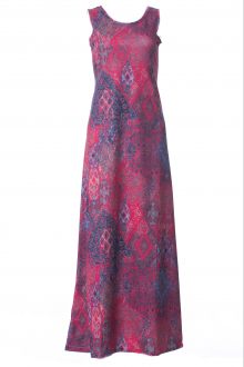 Doffa In Ethnic Motifs Sleeveless Inner Dress