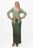 Tejja Tradisional Kebaya Top Only