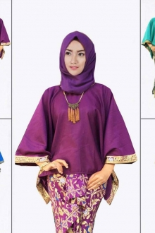 (Pre-Order for New Raya Design) Fezrah Kaftan Kurung Set