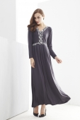 Batique Design Jubah Dress