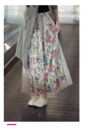 Korean Flora Dress