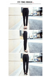 Korean Chiffon Pants