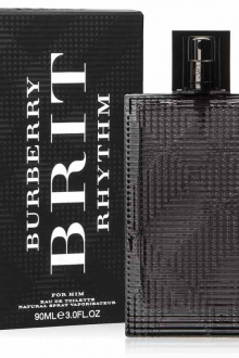 Burberry Brit Rhythm Eau de Toilette 90ml +  Burberry Brit Rhythm Eau de Toilette 30ml