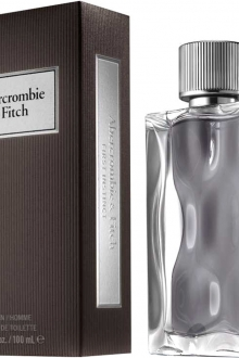Abercrombie & Fitch FIRST INSTINCT Eau de Toilette 50ml