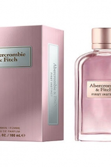 Abercrombie & Fitch FIRST INSTINCT WOMEN Eau de Parfum 30ml