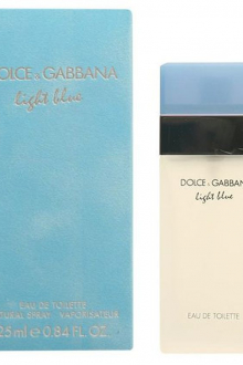 Dolce & Gabbana LIGHT BLUE Eau De Toilette 50ml