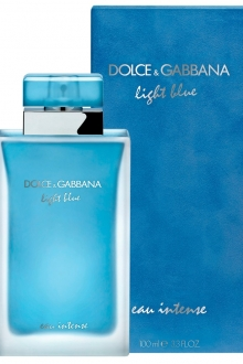 Dolce & Gabbana LIGHT BLUE EAU INTENSE Eau De Parfum 50ml