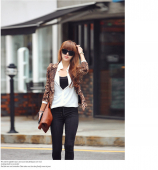 Trendy Basic Collared Top