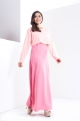 Sofia - Modern Overlay Design Jubah Dress