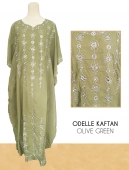 Odelle in Kaftan Style with Embroidery Detail