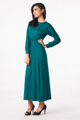 Waist String One Piece Jubah Dress (Without Shawl)